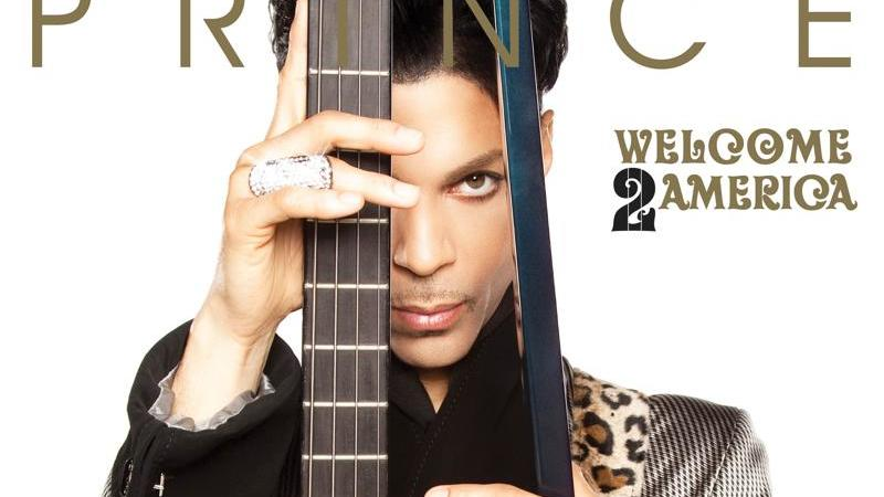 Picture for Music Review: Prince's 'America' vault release stunning