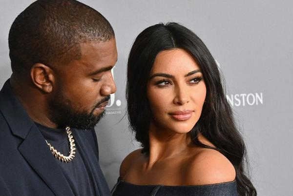 Picture for Kim Kardashian 'paid Kanye $3m for home contents' after buying him out for $20m