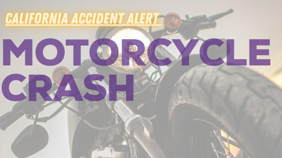 Picture for A female driver hospitalized after slamming her motorcycle into a building (Oakley, CA)