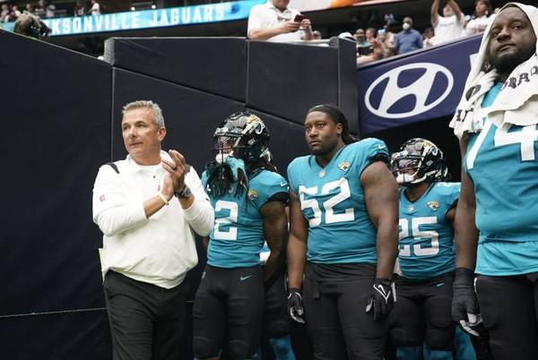 Picture for Jaguars 9 losses shy of NFL record as they prepare for Cardinals