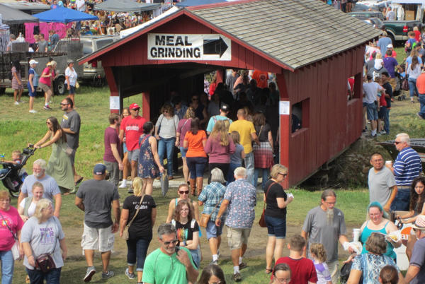 Picture for Apple 'n Pork Festival returns this weekend in Clinton