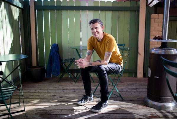 Picture for El Paso musician Jim Ward finds inspiration and new music for a new album during pandemic