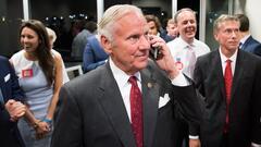 Cover for South Carolina governor accuses health experts of 'hyperbole'
