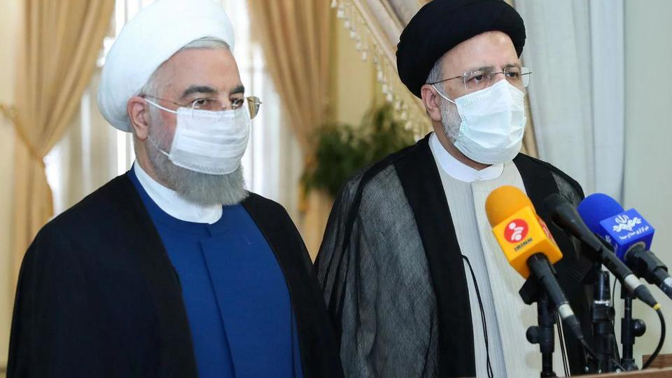 Picture for Praise and condemnation for Iran's new hardline president