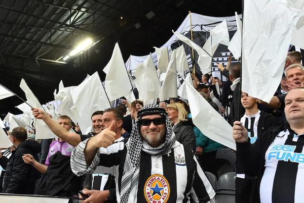 Picture for SNP MP should brush up on Scottish football before criticising Newcastle fans