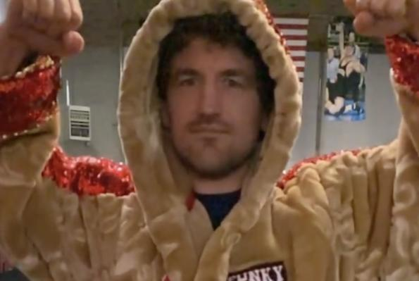 """Picture for Ben Askren responds to suggestion that he serve as the next opponent for Nick Diaz: """"Don't tempt me with a good time and an easy pay check"""""""