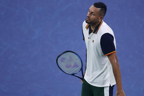 Picture for Nick Kyrgios drops retirement hint in revelation about tennis future