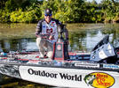 Picture for MLF Pro Edwin Evers signs with TackleWebs and wins Lucas Oil Championship