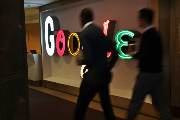 Picture for Google, in fight against record E.U. fine, slams regulators for ignoring Apple
