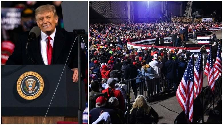 How Many Attended Trump's Duluth Rally? See Minnesota ...