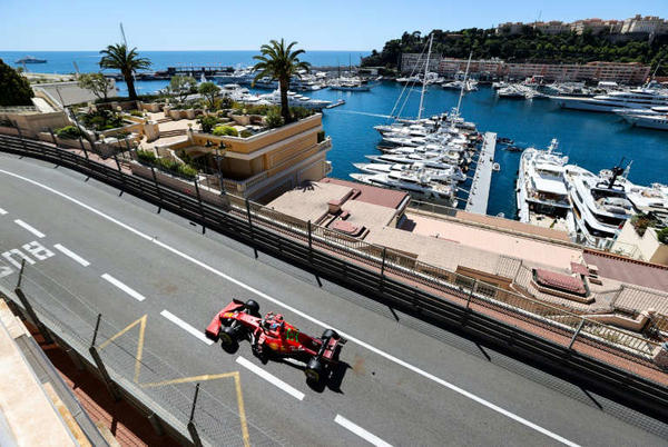 Picture for Monaco GP stripped back to three days as 23 races planned for 2022