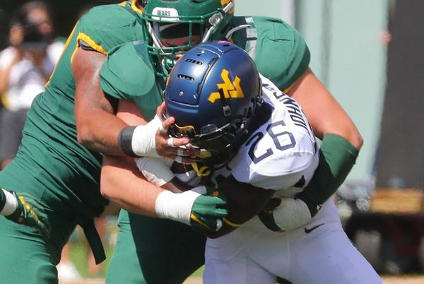Picture for WVU football: Brown recaps progress of younger Mountaineers