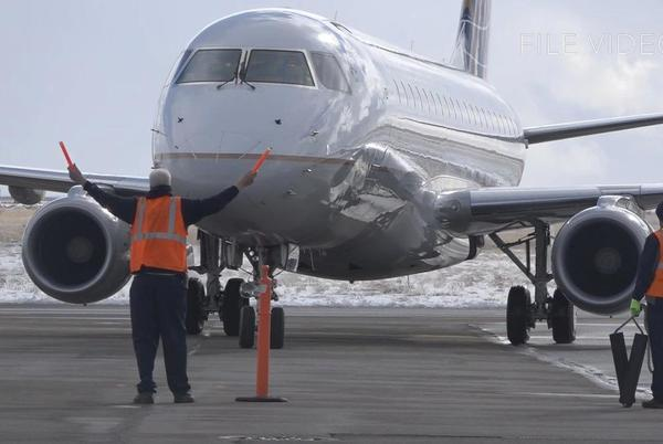 Picture for United Express flights to Denver will be discontinued