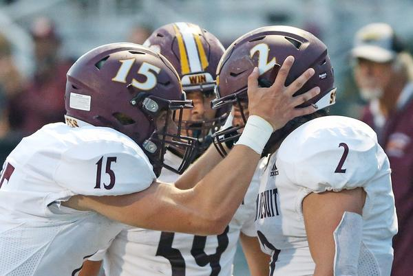 Picture for Crown Conference kicks off with No. 14 Walsh Jesuit vs. No. 24 VASJ: Week 6's top HS football games