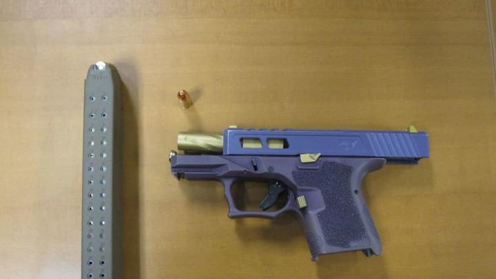 Cover for Intoxicated LI Man Caught With Illegal, Loaded Handgun With High-Capacity Magazine, Police Say