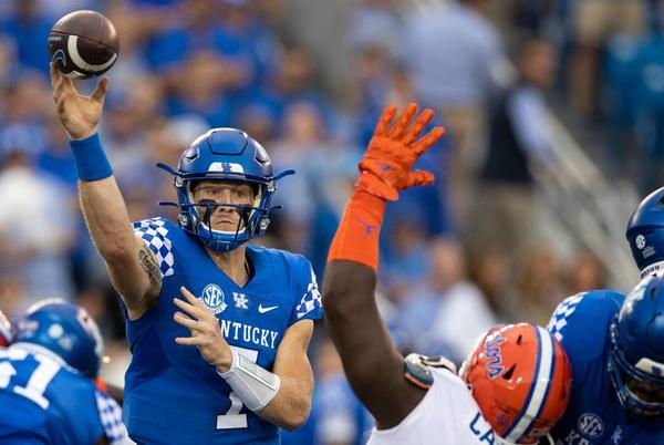 Picture for Vince Marrow: Liam Coen-Will Levis combo could attract a 'national' QB to Kentucky