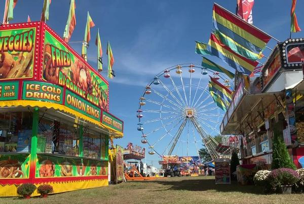 Picture for Western Carolina State Fair will start Friday in Aiken