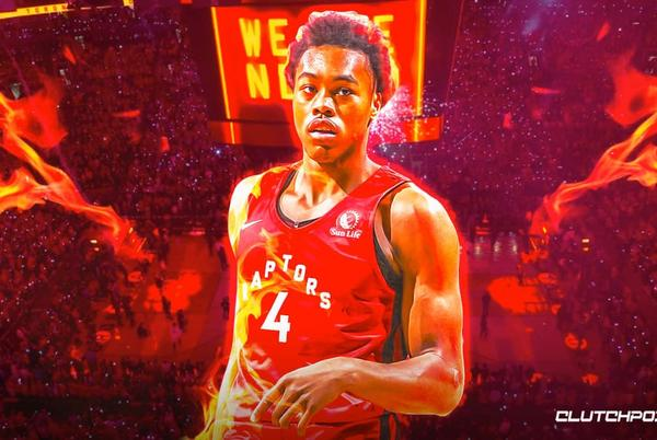Picture for Scottie Barnes' latest message will get Toronto Raptors fans hyped
