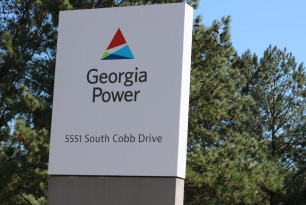 Picture for Updated message from Georgia Power: 417k still without power, 280k restored