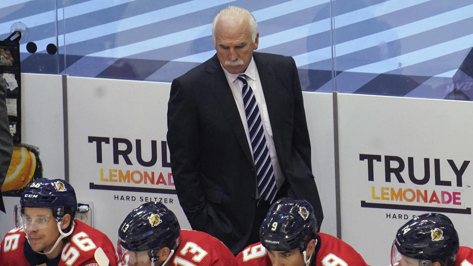 Picture for Joel Quenneville, Dean Evason, Rod Brind'Amour named Jack Adams Award finalists