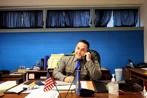Picture for New Fairfield welcomes new resident trooper sergeant