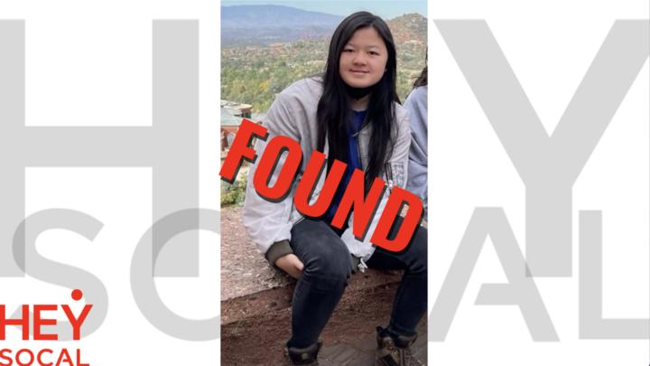 Cover for Teen last seen at Arcadia HS found by police Thursday night