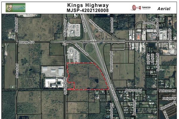 Picture for Site plan approved for Kings Highway Warehouse in St. Lucie County