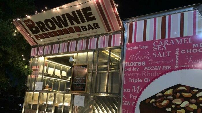 Cover for The Gourmet Treats At The Brownie Bar In New Jersey Are So Pretty It's Practically Criminal