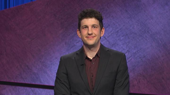 Cover for Only 'Jeopardy!' legends Ken Jennings, James Holzhauer have won more consecutive games than Medina's Matt Amodio