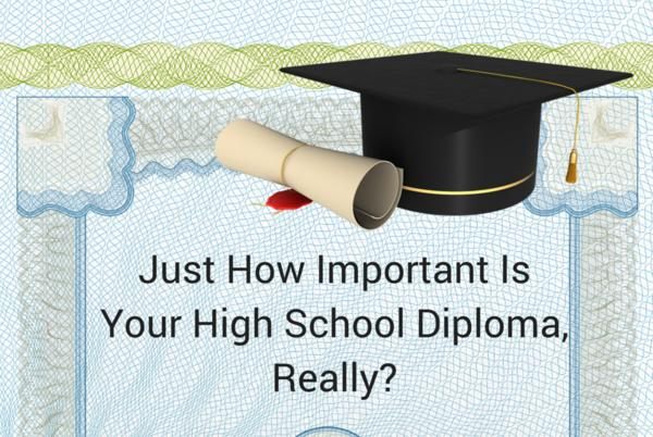 Picture for The Importance of a High School Diploma