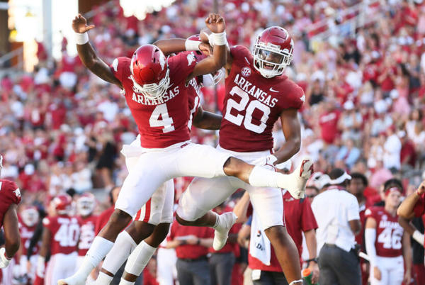 Picture for Arkansas Football: 3 reasons Razorbacks will beat Texas A&M
