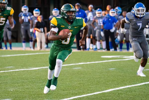 Picture for Norfolk State sets school records for points and yards in victory over Elizabeth City State