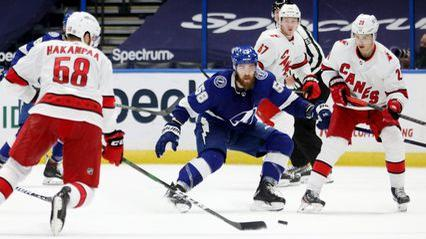 Picture for Defenseman David Savard remains a 'steady presence' in return to Lightning lineup