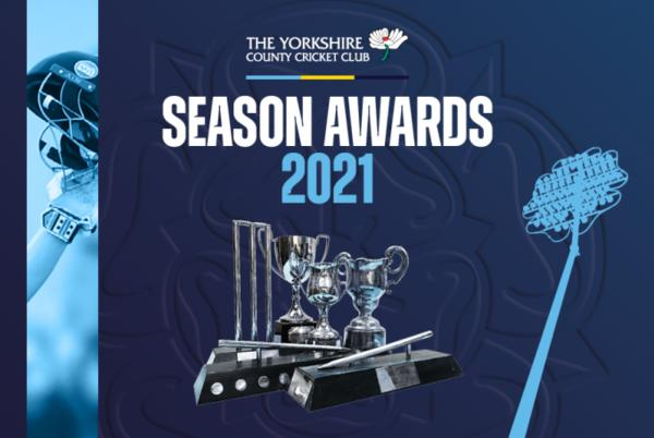 Picture for Brook Claims four end of season awards