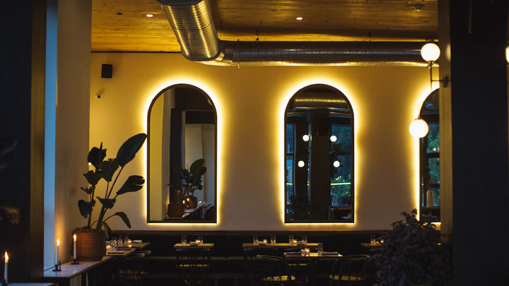 Cover for Lark at Ironworks in Bala Cynwyd Opens