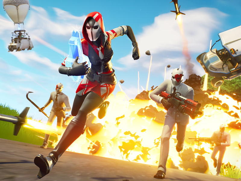 Next Gen Version Of Fortntie Features 4k Support Dualsense Haptic Feedback News Break Fortnite cosmetics, item shop history, weapons and more. news break