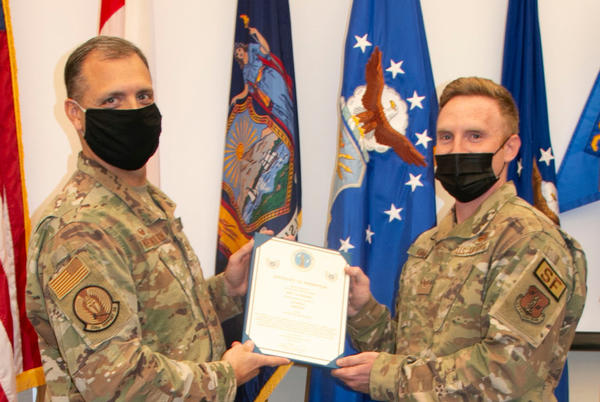 Picture for Verona man receives promotion at 224th ADG