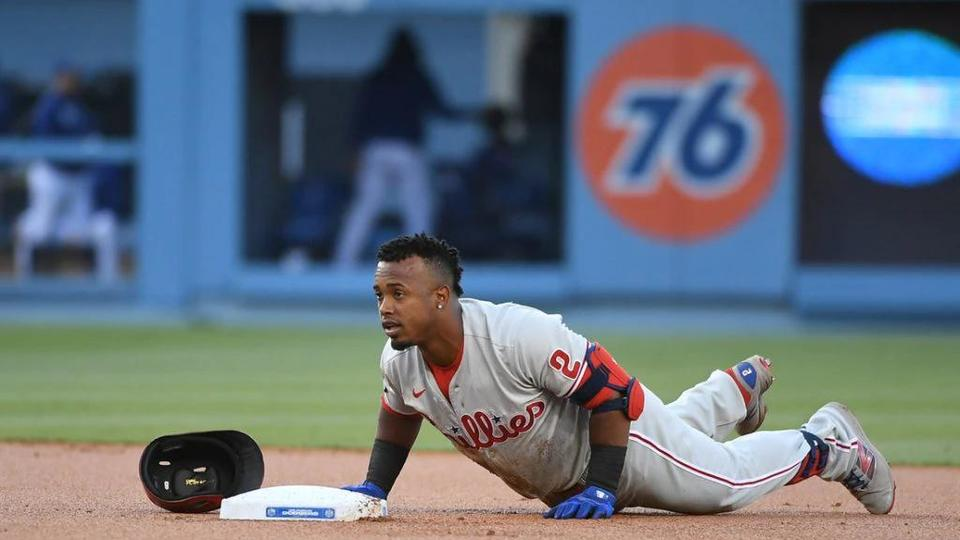 Picture for Philadelphia Phillies infielder Jean Segura (groin) to miss three weeks