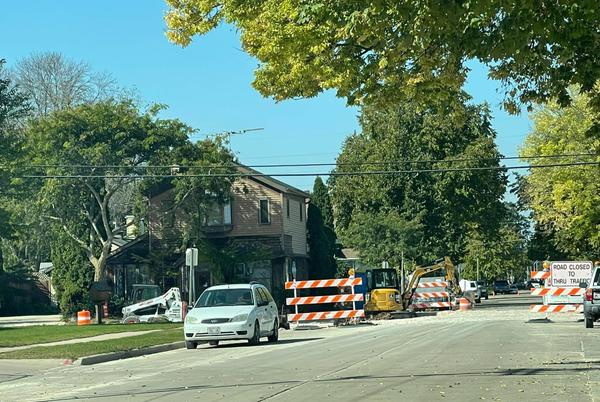 Picture for HAPPENING NOW: Gas leak in Fond du Lac, residents evacuated, repairs are ongoing