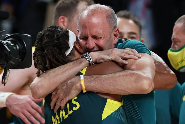 Picture for Brian Goorjian discusses the Australians in the NBA coming off historic Olympic Bronze medal