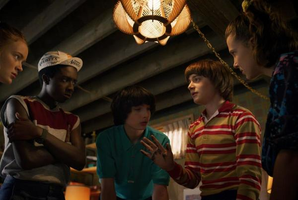 Picture for Netflix teases a return to the haunted world of 'Stranger Things'