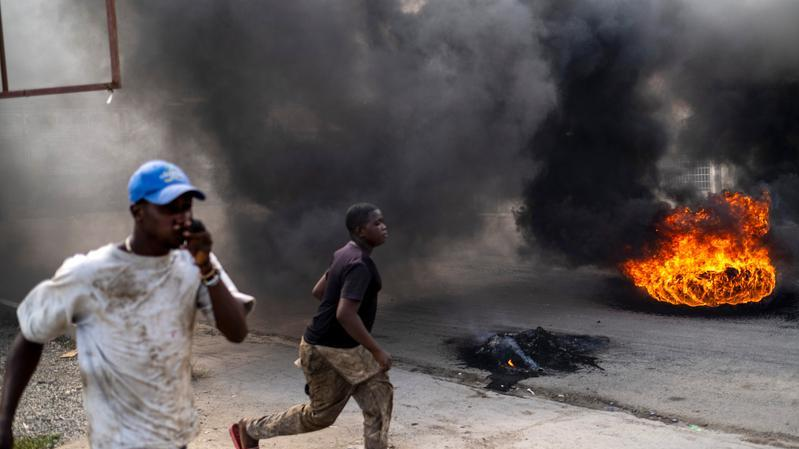 Picture for Haiti's history of violence and rebellion
