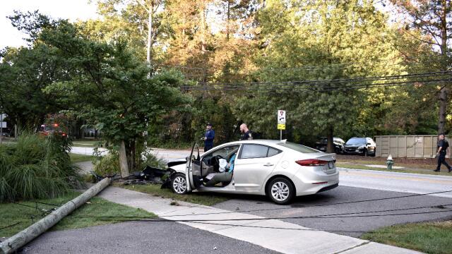 Cover for Westlake crash blamed on dropped vape pen, police say