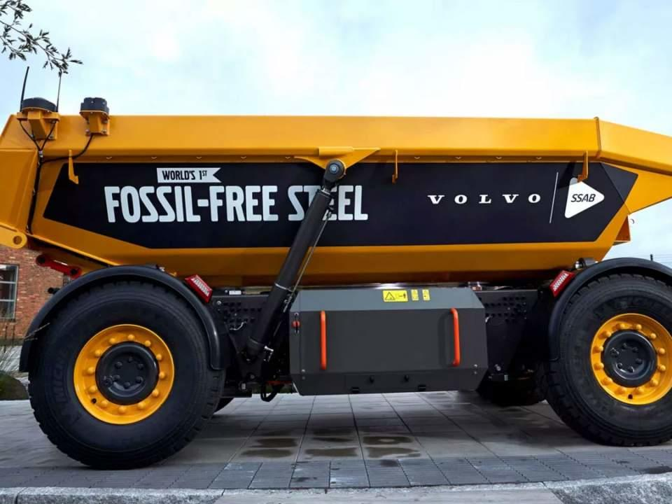 volvo-group-collaborates-for-green-steel-and-hydrogen-newsbreak