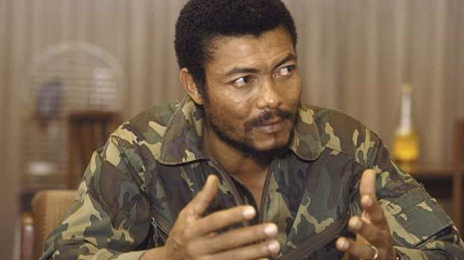 Picture for How Jerry Rawlings used democratic structures to legitimise military rule