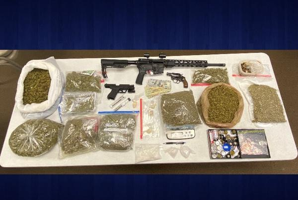 Picture for Toccoa gang member found with almost $68,000 worth of drugs