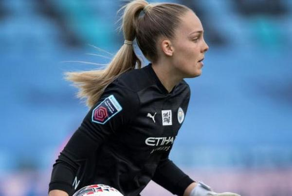 Picture for Ellie Roebuck: Manchester City goalkeeper to miss Real Madrid tie in Women's Champions League