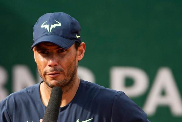 Picture for Rafael Nadal: 'I do not know how to do anything without always...'