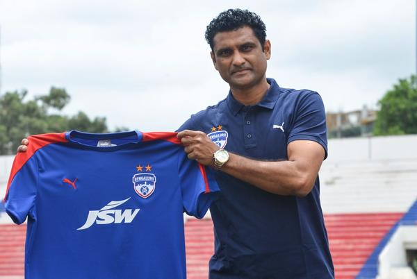 Picture for We want to take each game at a time, says BFC coach Naushad Moosa