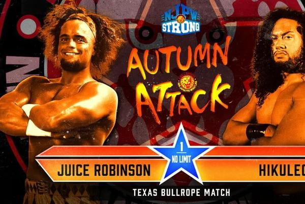 Picture for NJPW Adds Another Match To NJPW Strong: Autumn Attack